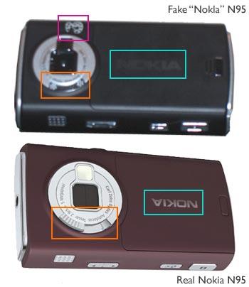 Nokia Fake