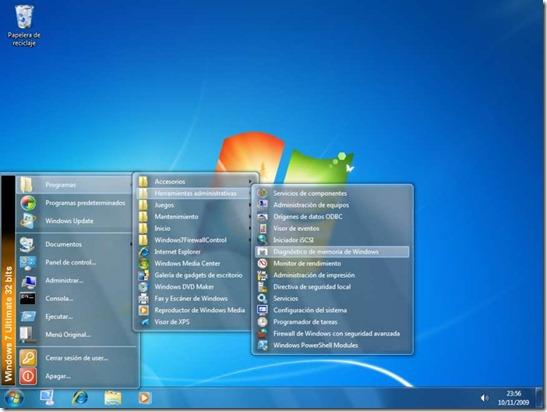 classic windows start menu